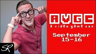A Video Game Con (AVGC) 2018! | New Jersey's Retro Gaming Convention