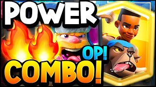 RAM RIDER Just Popularized the WORST Card in Clash Royale! (Mirror)