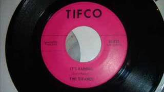 classic doo wop ballad the tifanos its raining