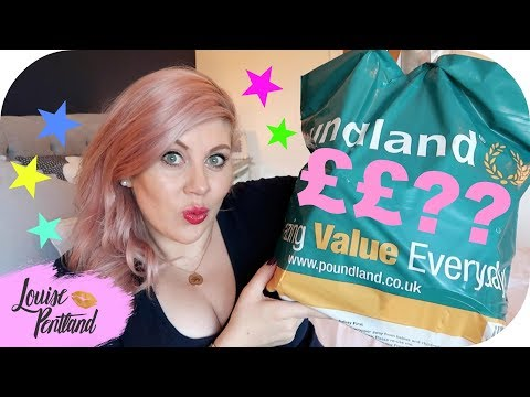 Christmas Poundland Haul- Guess the Price! | LIFESTYLE