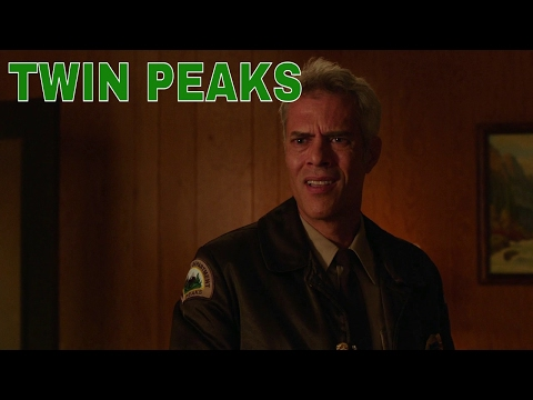Twin Peaks  Bobby sees Laura's picture