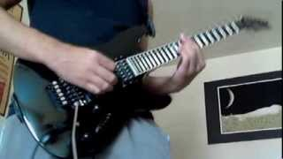 """""""Emperor - The Majesty of the Nightsky"""" - guitar cover"""
