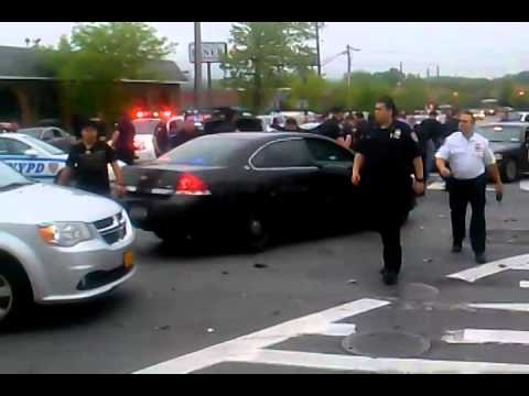 High speed chase in Staten island ends in crash