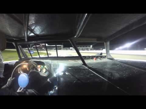 Sean Beardsley's Go Nuclear! Late Model Series Feature Race @ Mohawk International Raceway (9/13/14)