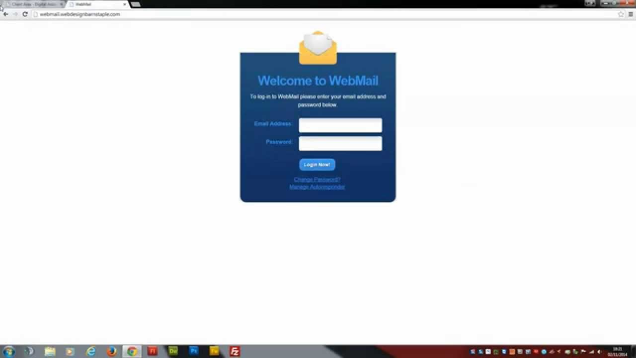 how to set up mailbox telstra not working