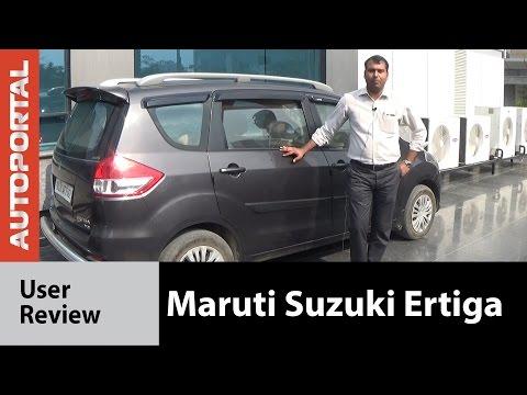 Maruti Suzuki Ertiga (Diesel) - User Review