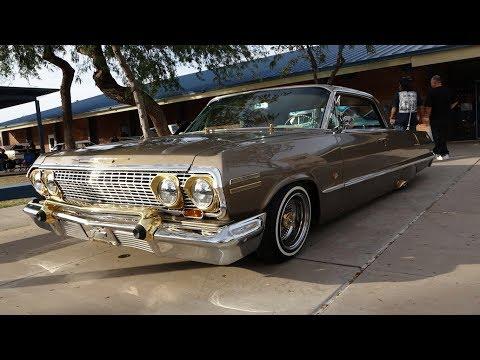 carl hayden high school car show