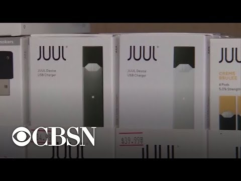 Juul Halting Sales Of Some Flavored E-cigarette Pods In Retail Stores