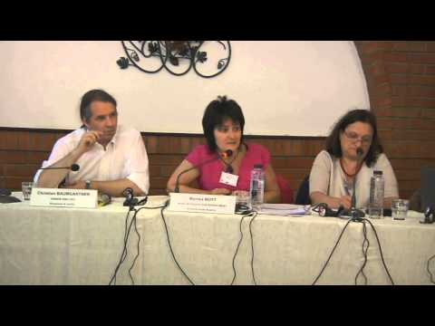 KEYNOTE 2 _ Conference: Greening Tourism in the Danube Region, 2015