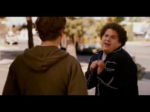 Superbad - Lube and Kerry Hutchins scene