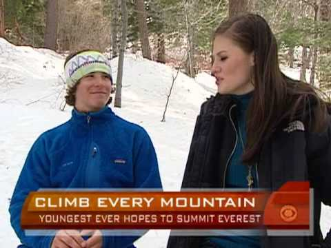13 Year-Old to Climb Everest