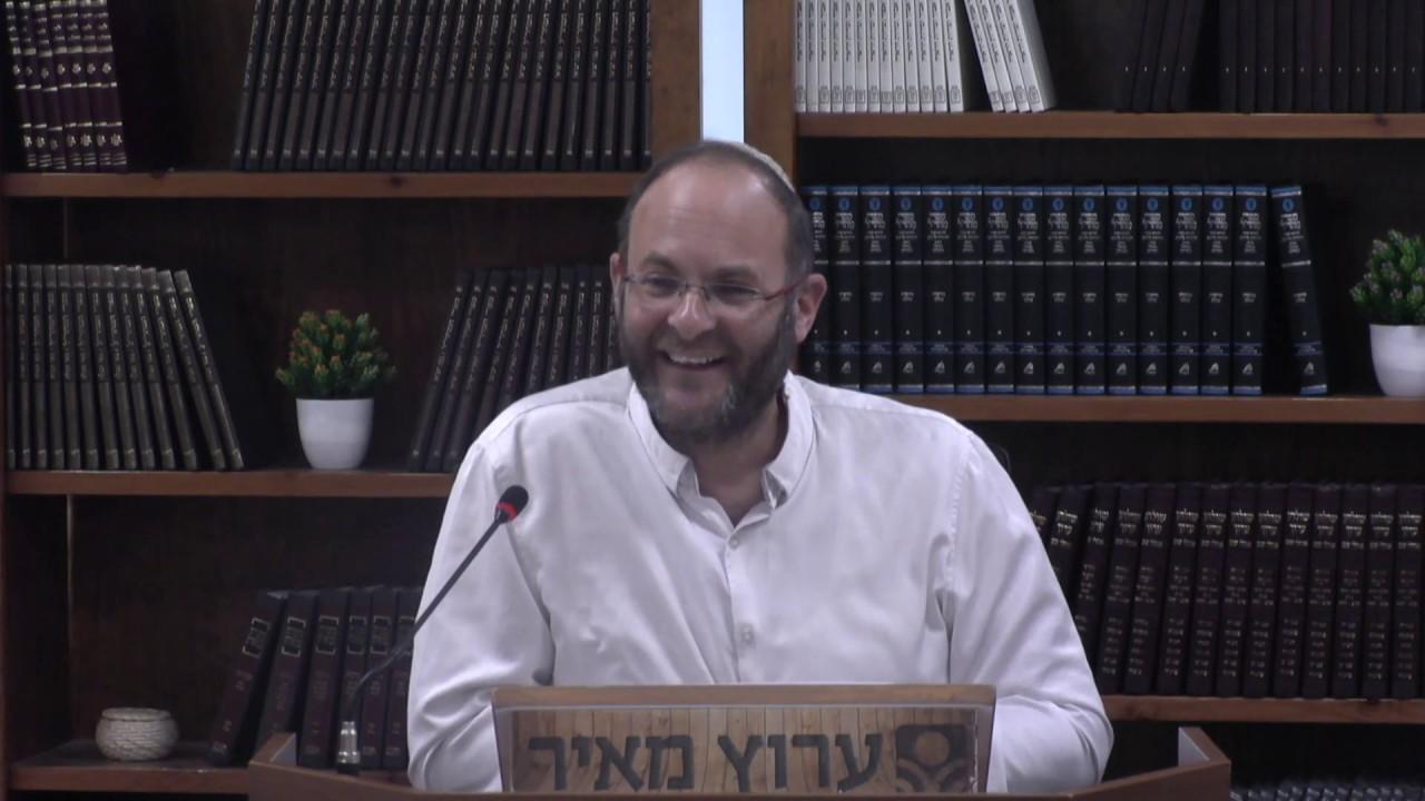 פשר הצניעות היהודית בלווית המת   הרב ליאור אנגלמן