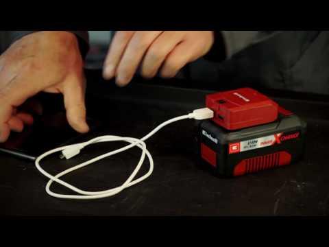 Einhell USB Adaptér TE-CP 18 Li Expert PXC
