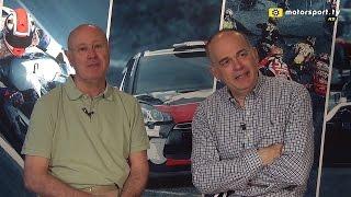 Débriefing WRC - Rallye du Portugal 2017