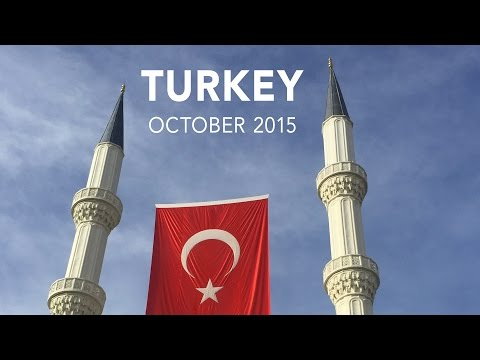 Turkey Tour - Istanbul & Other Cities