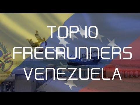TOP 10 FREERUNNERS VENEZUELA