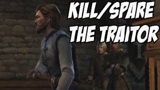 Kill & Spare the Traitor Duncan Promise Talia Gane of Thrones Episode 5