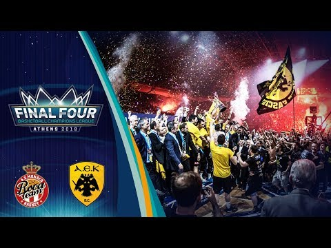 AS Monaco v AEK - Final - Full Game - Basketball Champions League 2017-18