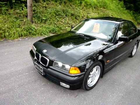 1999 bmw 3 series 2 dr 323is coupe 81k youtube. Black Bedroom Furniture Sets. Home Design Ideas
