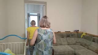 Ремонт квартир в рушащемся доме по б. Шевченко, 42,