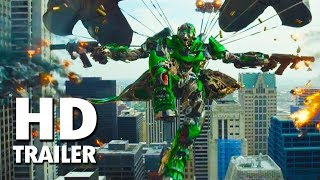 'Transformers 4: La Era de la Extinción' - Super Bowl Trailer Español Latino (HD)