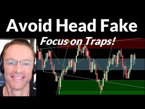 When Traps Are Necessary – Avoid The Head Fake