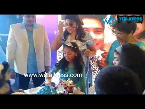 Nainika Birthday Celebration With Her Mom...