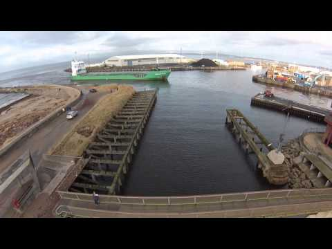 Arklow Viking cargo ship Ayr