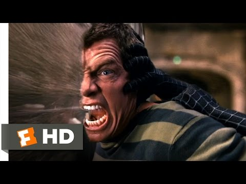 Spider-Man 3 - Sandman Subway Fight Scene (3/10) | Movieclips