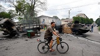 Ukrainian government retakes Mariupol