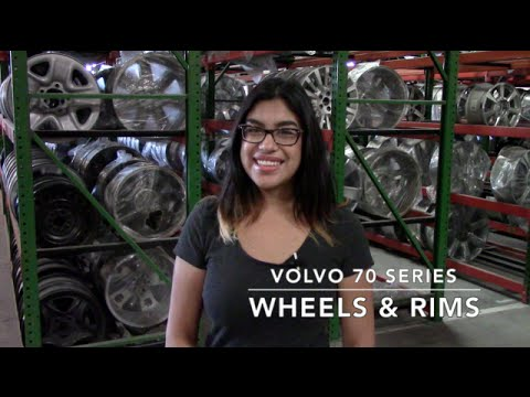 Factory Original Volvo 70 Series Wheels & Volvo 70 Series Rims – OriginalWheels.com