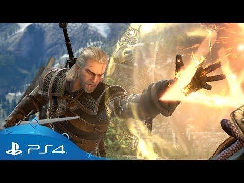 SoulCalibur VI   Geralt of Rivia   PS4