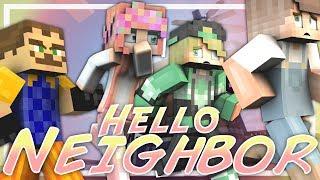 Minecraft Hello Neighbor |