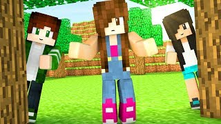 Minecraft - APUROS NO ESCONDE-ESCONDE (Hide and Seek)