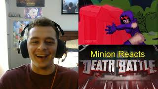 Download Video Death Battle: Raven vs Twilight Sparkle Reaction/Thoughts - Minion Reacts MP3 3GP MP4