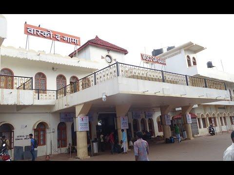 Vasco Rly Station,  Kirtan etc