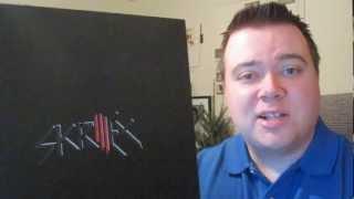 Skrillex Limited Edition Triple Vinyl Box Set Unboxing Review