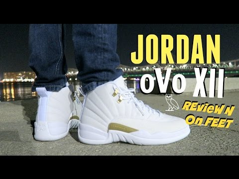 new products 31780 6f5ff ... best price jordan ovo 12 review on feet ee38e 6f225