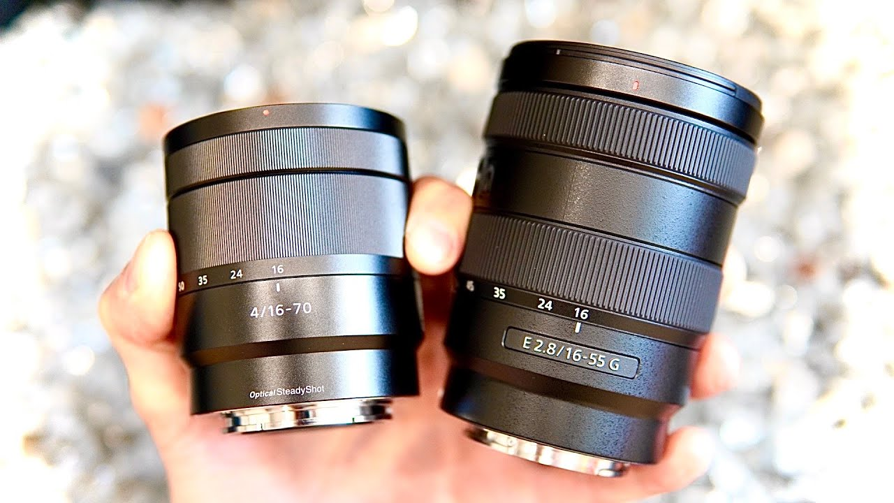 Sony 16-55 F2.8 G vs Zeiss 16-70 F4 Lens Comparison