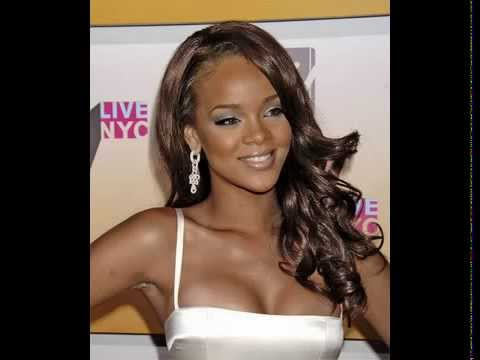 Rihanna Hairstyles - Celebrity Hairstyles