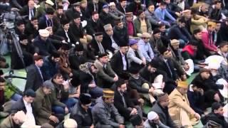 Châtiment et pardon en Islam - sermon du 22-01-2016