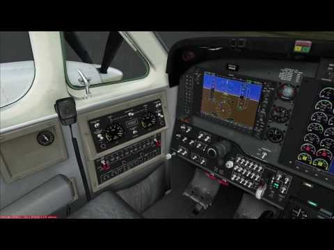 INTRODUCING: FLIGHT 1 B200 SUPER KING AIR FOR FSX