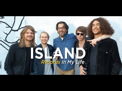 Island  - Records In My Life (2018 Interview)