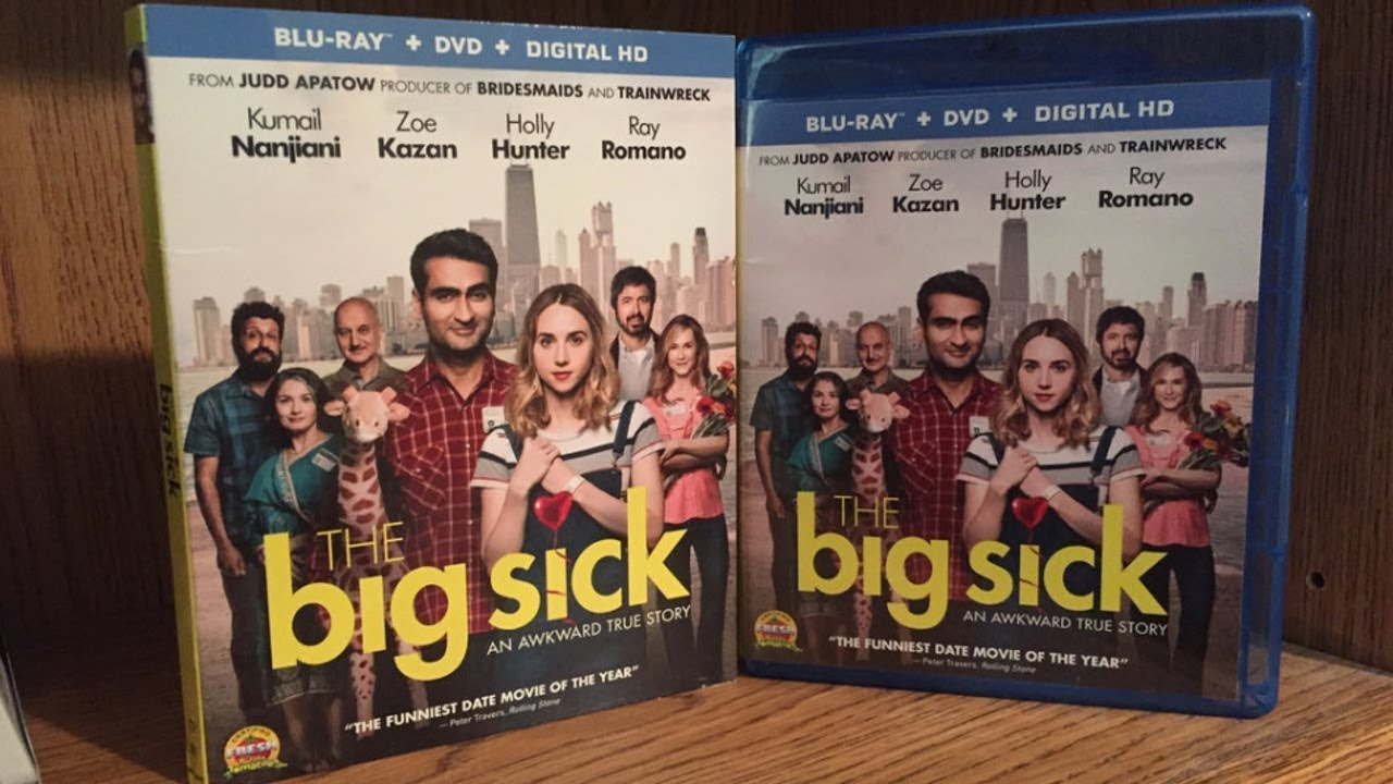 Download The Big Sick Blu-ray Unboxing & Review
