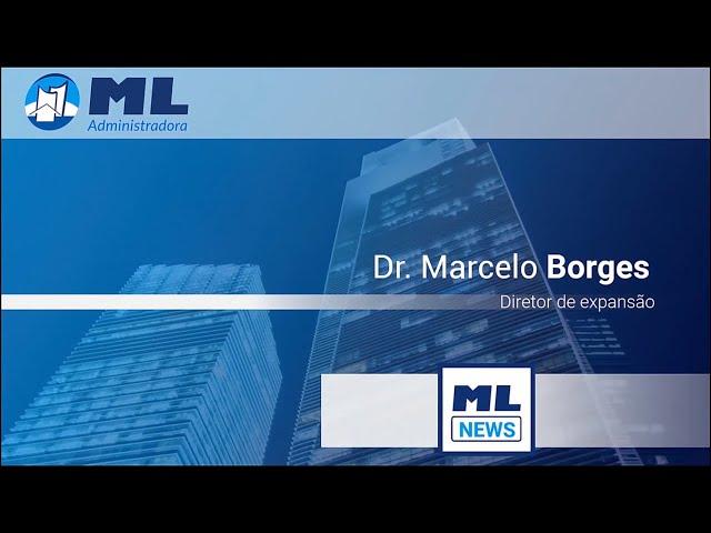 Dr. Marcelo Borges sendo entrevistado na Globo, falando sobre cuidados de coronavírus no condomínio!