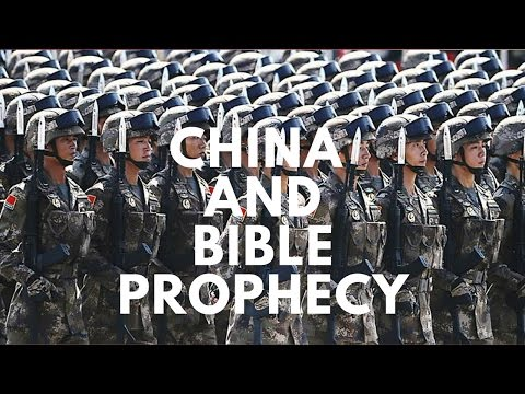 Is China mentioned in End Times Bible Prophecy?