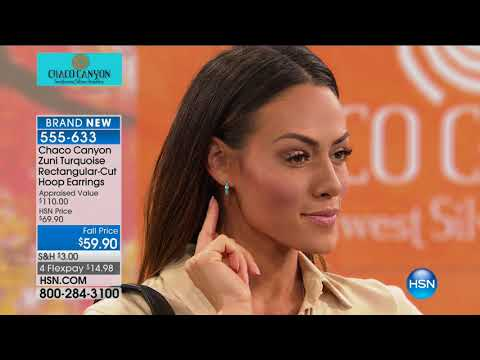 HSN   Chaco Canyon Southwest Jewelry 08.15.2017 - 08 PM