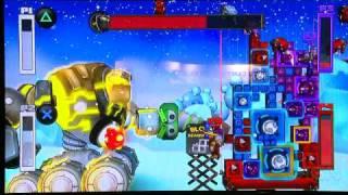 Slam Bolt Scrappers: Boss Battle Gameplay