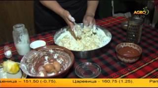 Стара рецепта за козунак от с. Горно Драглище - 1-ва част