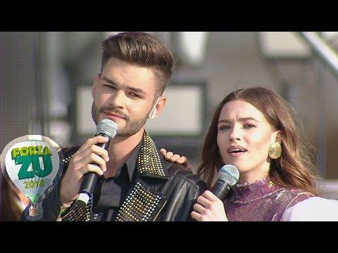 EDWARD SANDA ft. IOANA IGNAT - Doar pe a ta (Live la FORZA ZU 2018)